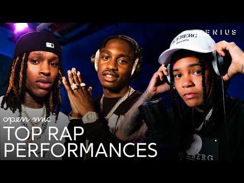 Top 10 Rap Performances   Open Mic