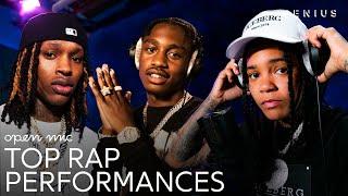 The Top Rap Performances | Open Mic