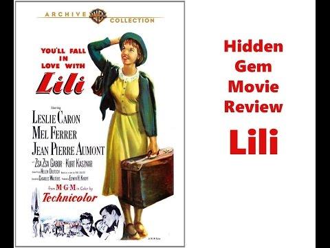 Hidden Movie Gems-  Lili (1953)