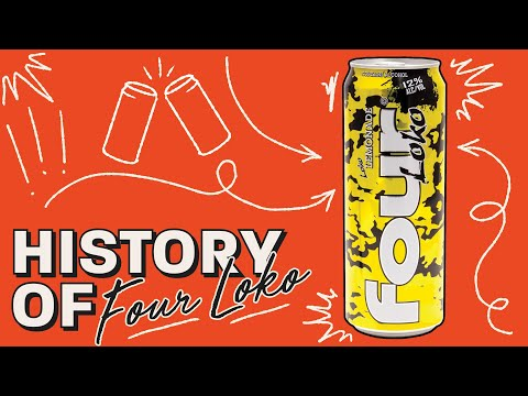 The History Of Four Loko