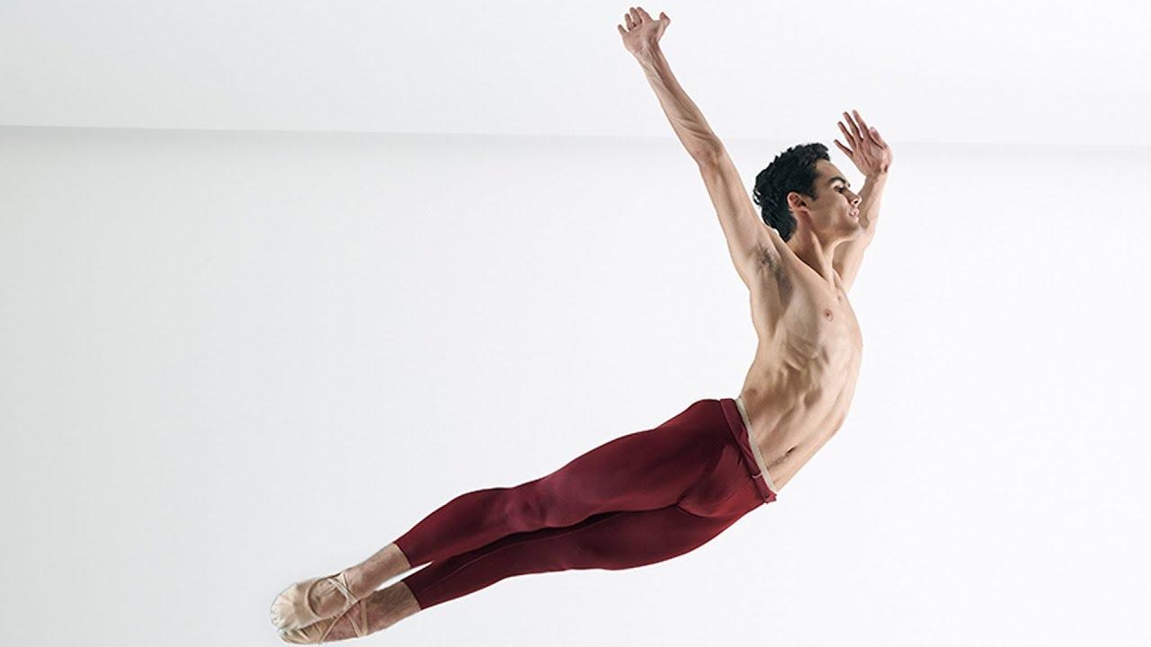 Daniel McCormick: Emerging Dancer 2018 Winner | English National Ballet