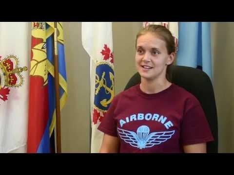 Army Cadet Basic Parachute Course