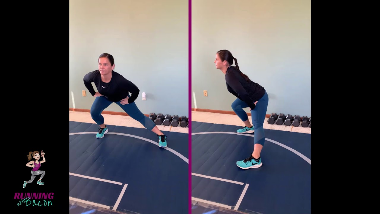 Lateral Hip Opener - YouTube