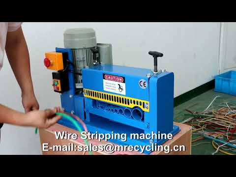 benchtop wire stripping machine review
