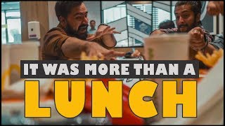 It Was More Than A Lunch | VLOG | Karachi Vynz Official