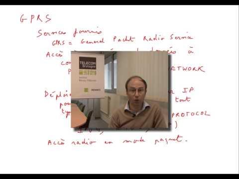 55. Réseaux cellulaires : introduction à GPRS