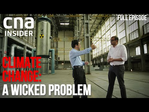 Singapore's Power Problem: Inside Our Immense Energy Consumption | Climate Change: A Wicked Problem