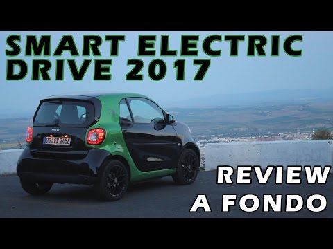 SMART FORTWO ELECTRIC DRIVE 2017 | Review a fondo