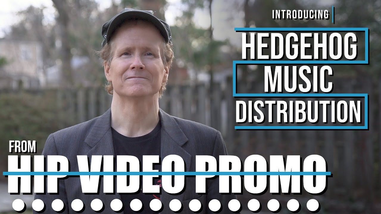 Music Distribution From Hip Video Promo Introducing Hedgehog Music Distribution Youtube