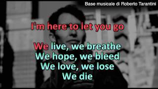 James Blunt - Courtney's song (Instrumental original KARAOKE)