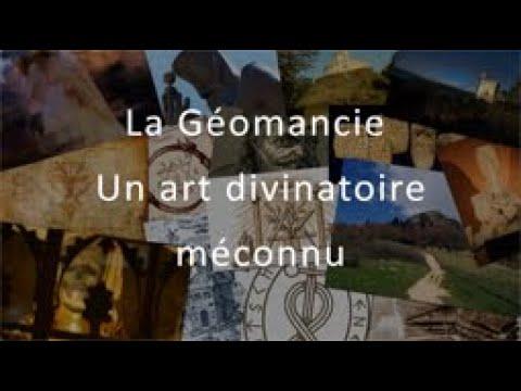 La Géomancie, un art divinatoire méconnu.