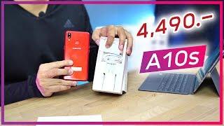 พรีวิว Samsung Galaxy A10s เพิ่มกล้อง เพิ่มฟีเจอร์ ราคาเป็นมิตร 4,490.-