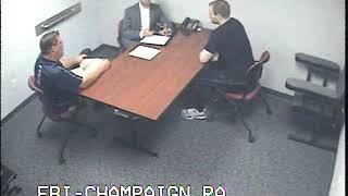 First interview with Brendt Christensen by FBI