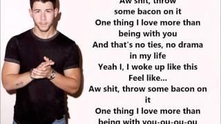 Bacon Lyrics - Nick Jonas