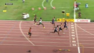 100 m : Jimmy Vicaut impressionne d'entrée