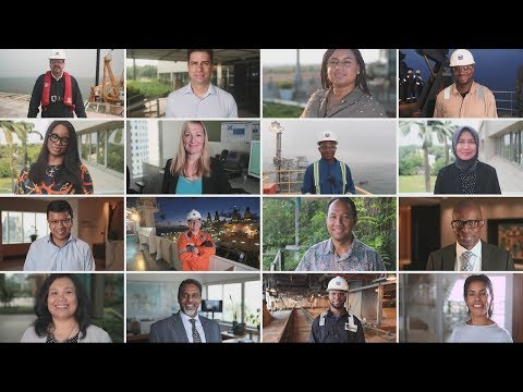 Chevron employees talk about The Chevron Way value of
