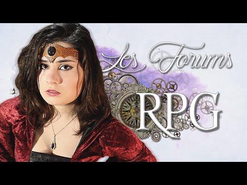 [présentation] Les Forums RPG
