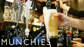 Searching For The Perfect Pint In Newcastle: Al-Kee-Hol