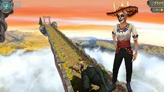 iGameMix😀TEMPLE RUN 2 Fullscreen☑️Maria Selva Cavalera Candle Sombrero Hat*Gameplay For Kid#310