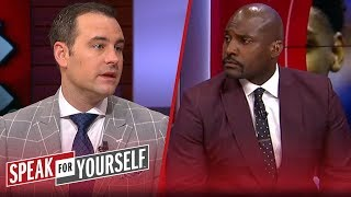 Evan Daniels on who poses biggest threat to Duke, possible 1st-rd upsets | CBB | SPEAK FOR YOURSELF