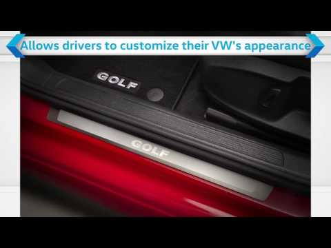"Volkswagen Accessories | ""Door Sill Protection"""