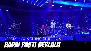 "Download NOAH - Dibalik Layar Launching Sinetron ""Badai Pasti Berlalu"""