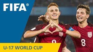 Match 2: India v USA – FIFA U-17 World Cup India 2017