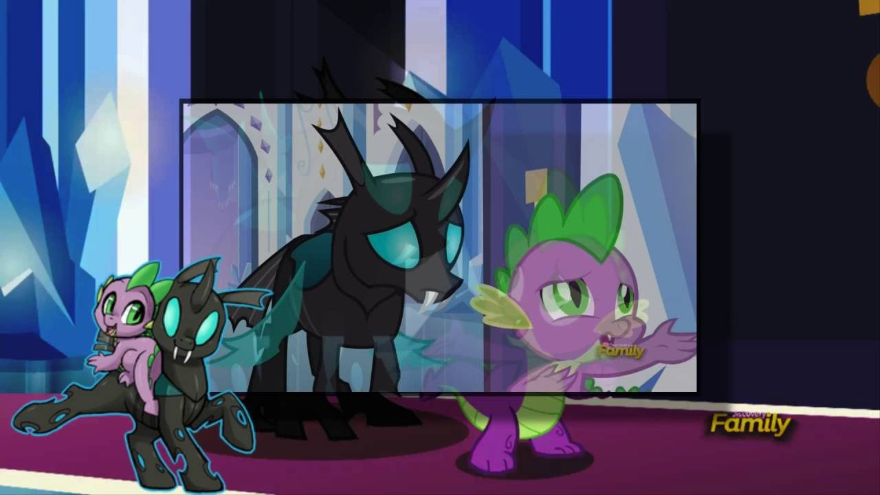 Mlp Changeling Tf: ♫MLP-A Changeling Can Change 【FEMALE Cover♫FANDUB】
