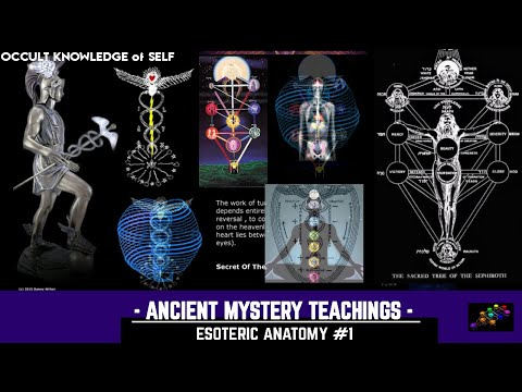 The Lost Esoteric Knowledge of Self - MYSTERY SCHOOL #1