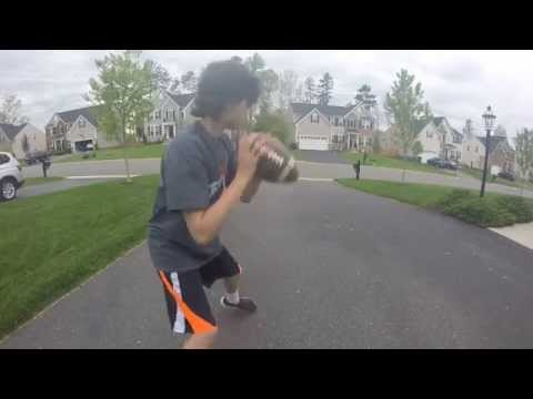 How To Throw Football Further