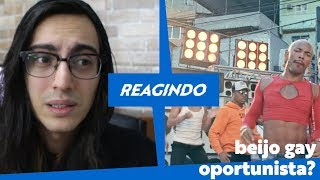 Baixar Nego do Borel - Me Solta: Bolsonaro & beijo gay | REAGINDO