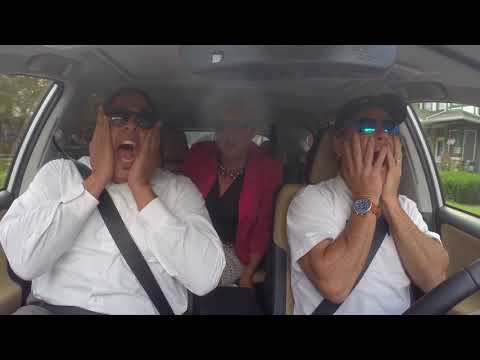 United Way of Berks County - Carpool Karaoke 1