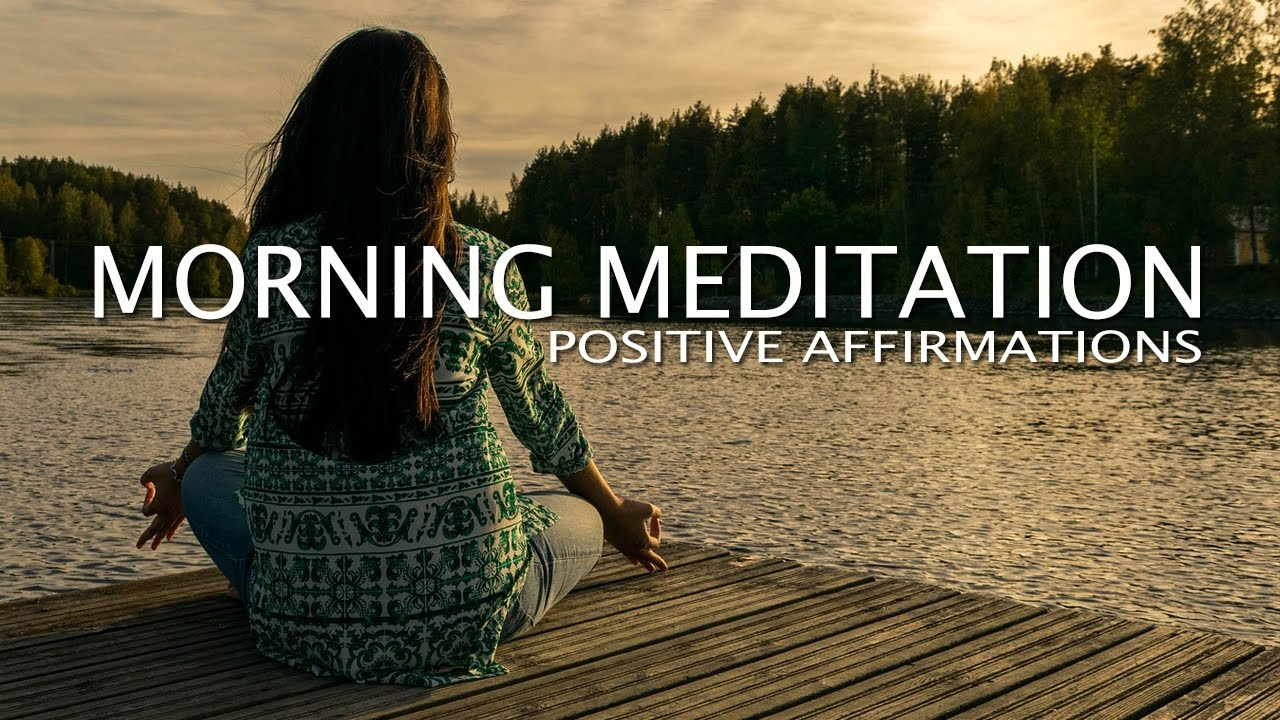 It's a Good Morning Meditation Guided & Energise with ...