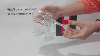 Набор бокалов для вина 170мл 6шт Longchamp Eclat L7552 - обзор