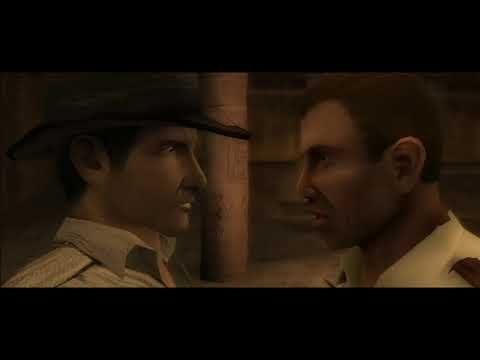 Indiana Jones and the Staff of Kings [Wii]: Licensed Video Games #170