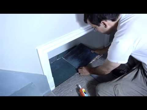 Installing a boot nook