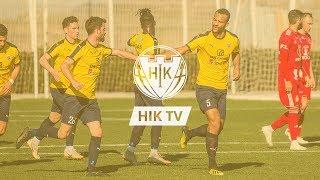 Highlights: Hobro IK - SK Sigma Olomouc 1-1 (28-01-19)