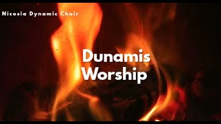 DUNAMIS  PRAISE AND WORSHIP SESSION; BRO, MICHEAL