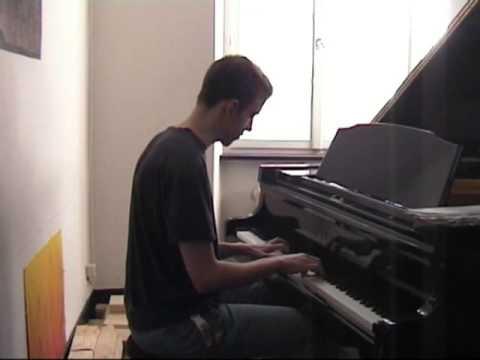 [Chrono Cross] Dead Sea - Piano solo
