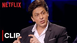 SRK Talks About Being In A Gang | My Next Guest Needs No Introduction | Netflix India