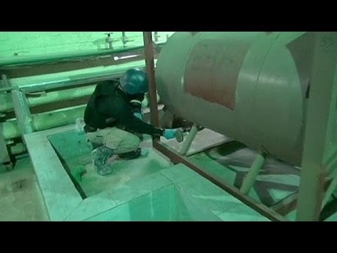 Syria destroys chemical weapons facilities says watchdog