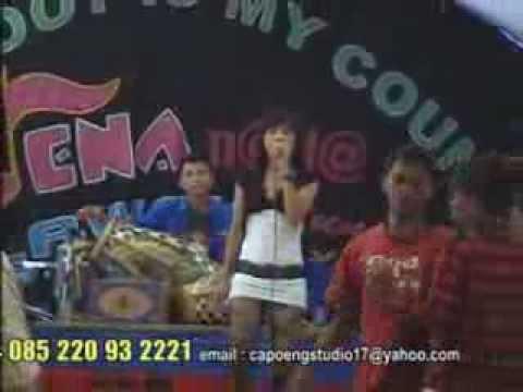 Tirai Cinta Versi Dangdut Jaipong Calawak Junior