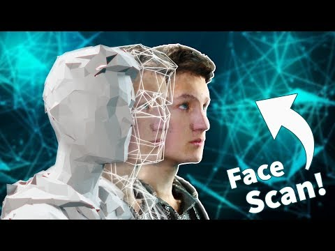 How to 3D Photoscan your Face for Free!