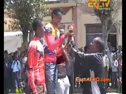 Eritrea Asmara Cycling Race and Tour Algeria Reportage (March 8, 2015) | ERi-TV