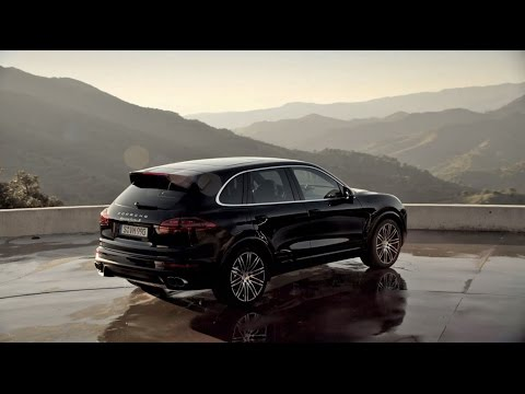 The new Cayenne Turbo S - Above it all.