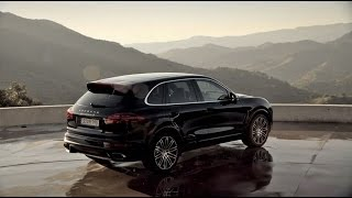 Porsche: The new Cayenne Turbo S - Above it all.