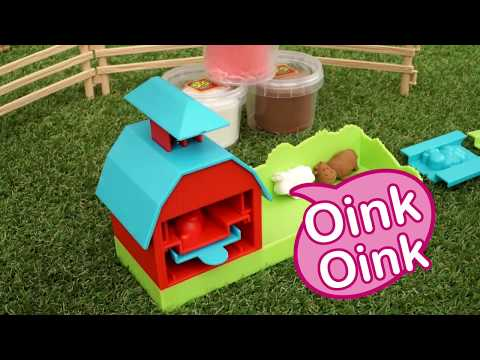 00439 Commercial SES Farm clay press with animal sounds