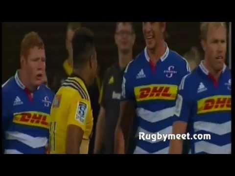 Julian Savea vs Eben Etzebeth