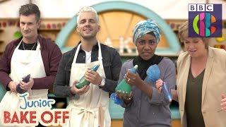 Piping Challenge | Junior Bake Off | CBBC