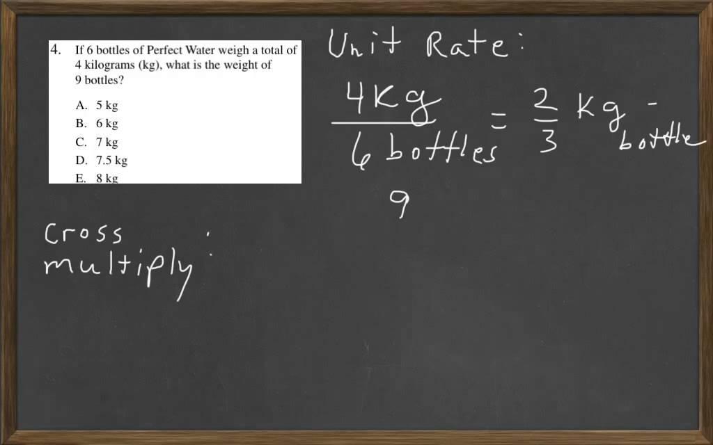 HiSET Math Free Practice Test 2 #4 - YouTube